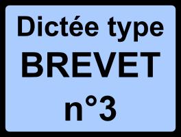 Dictée type Brevet n°3 - Shakespeare, Roméo et Juliette, 1597, I, 7