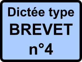 Dictée type Brevet n°4 - Stefan Zweig, Lettre d'une inconnue, 1922.