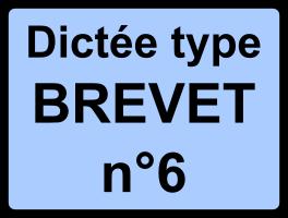 Dictée type Brevet n°6 - Michel Leiris, incipit de l'Âge d'homme, 1939