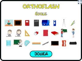 Orthoflash (école)