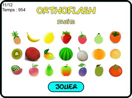 Orthoflash (fruits)