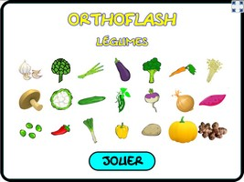 Orthoflash (légumes)