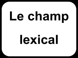 Repérer un champ lexical dans un court texte