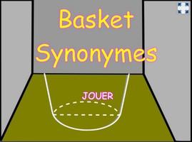 Vise le bon panier (Synonymes)