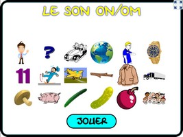 Orthoflash : le son on/om