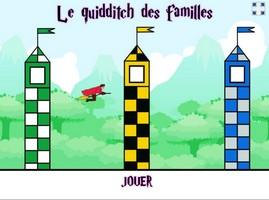 Le quidditch des familles